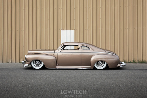 chromjuwelen:  (via LOWTECH :: traditional hot rods and customs :: Because less is more.: mercury)