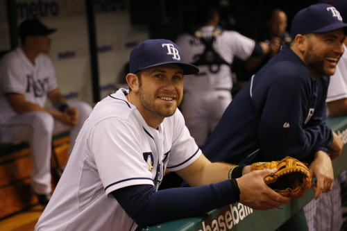 Evan Longoria has been named AL Player of the week! His stat line for the week: 464 (13-for-28), with 5 2Bs, 3 HRs, 11 RBIs, 8 runs. Congrats Evan, well deserved!