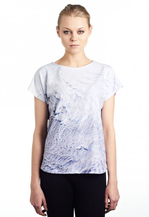 Bering - Printed Top   www.duefashion.com