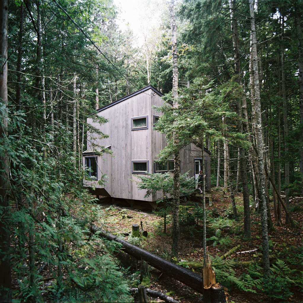 brutalgeneration:  Harpswell Studio. (by a. william frederick)