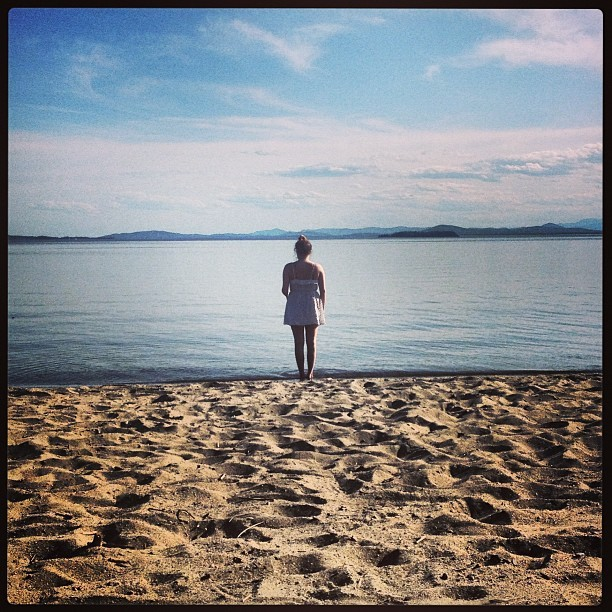 smplecomplxity:  at North Beach  i'm taking photo cred