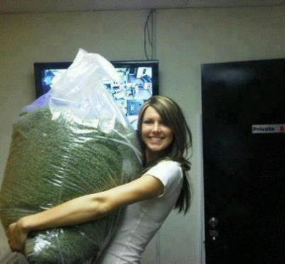They say you can't OD on pot now all we need is the mythbusters!