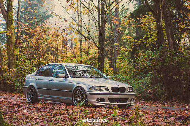 theautobible:  BMW 325i by Matzuda on Flickr.TheAutoBible.Com