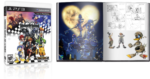 jordanriley:  ribcagefiligree:  I pre-ordered Kingdom Hearts today for its release date in September. I haven't been so excited about a video game in just about forever.  definitely pre-ording this