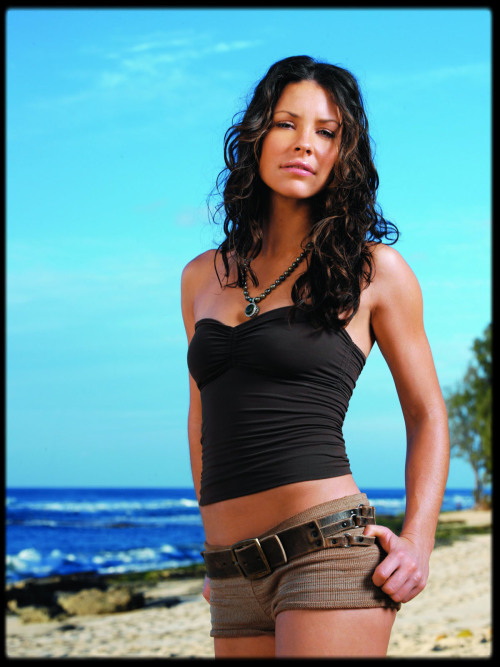 chrisschmitt:  Evangeline Lilly(Kate Austen)