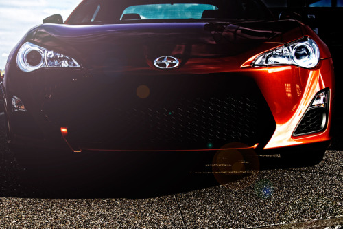 2013 Scion FR-S by Wilson Usman