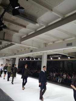 bostonroll:  Dries Van Noten spring 2013 finale