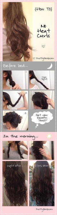 hairmatbenjidiotte:  Here is a quick tip I found browsing the interwebs on how to get that sexy beach hair :) -Mathieu Diotte