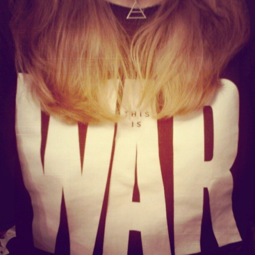 #ThisIsWar #30SecondsToMars #Triad #Echelon