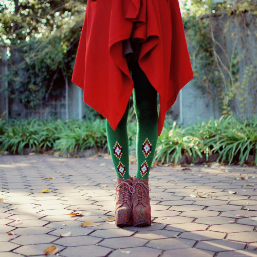 red green (by tinytoadstool by shan shan)