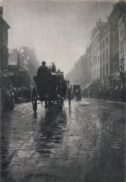George Davison, Oxford Street, 1897