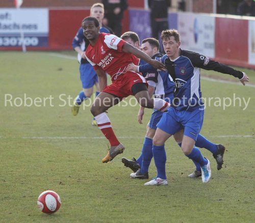 Ilkeston vs Ashton United