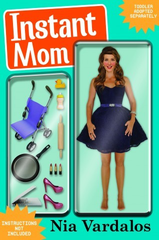NIA VARDALOS' 'INSTANT MOM'by HelloGiggles Team http://bit.ly/10b1DM7
