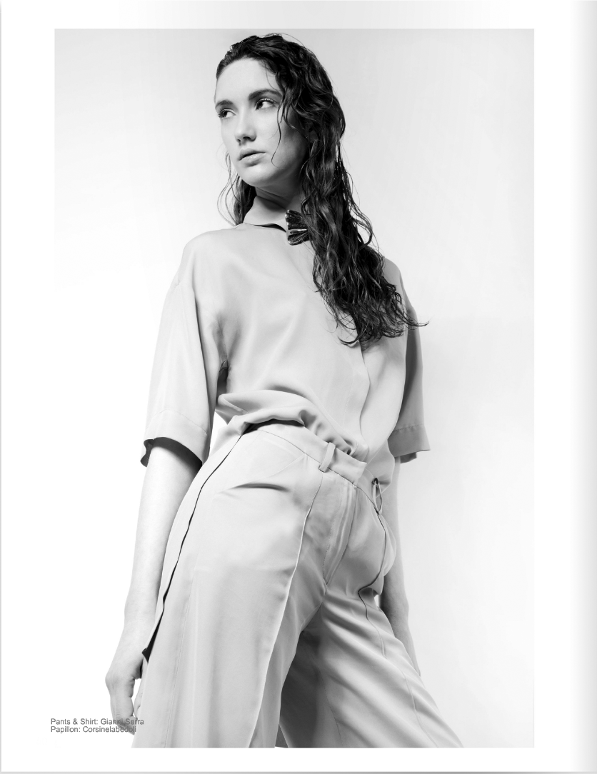 //: my new editorial on W25magazine stylist_piera mattioni mua_francesca maffi model_isabella@major milano ph_debora barnaba    Fonte: w25mag.com