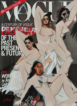 chemotroph:  THE DEMOISELLES D'AVIGNON ISSUE  Andrea Mary Marshall
