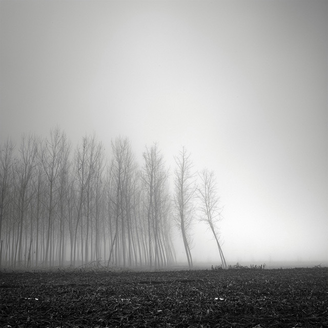 Beautiful long exposure prints by Pierre Pellegrini