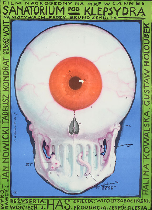 The Hourglass Sanatorium theatrical poster (1973)