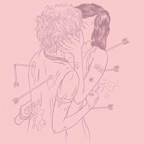 Line Art Tumblr Aesthetic : Arrows on tumblr