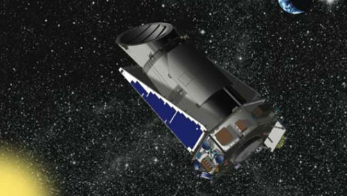 NASA's planet-hunting spacecraft suffers major failure The failure of a device critical to Kepler's functioning may signal the end of the space telescope's journeys.