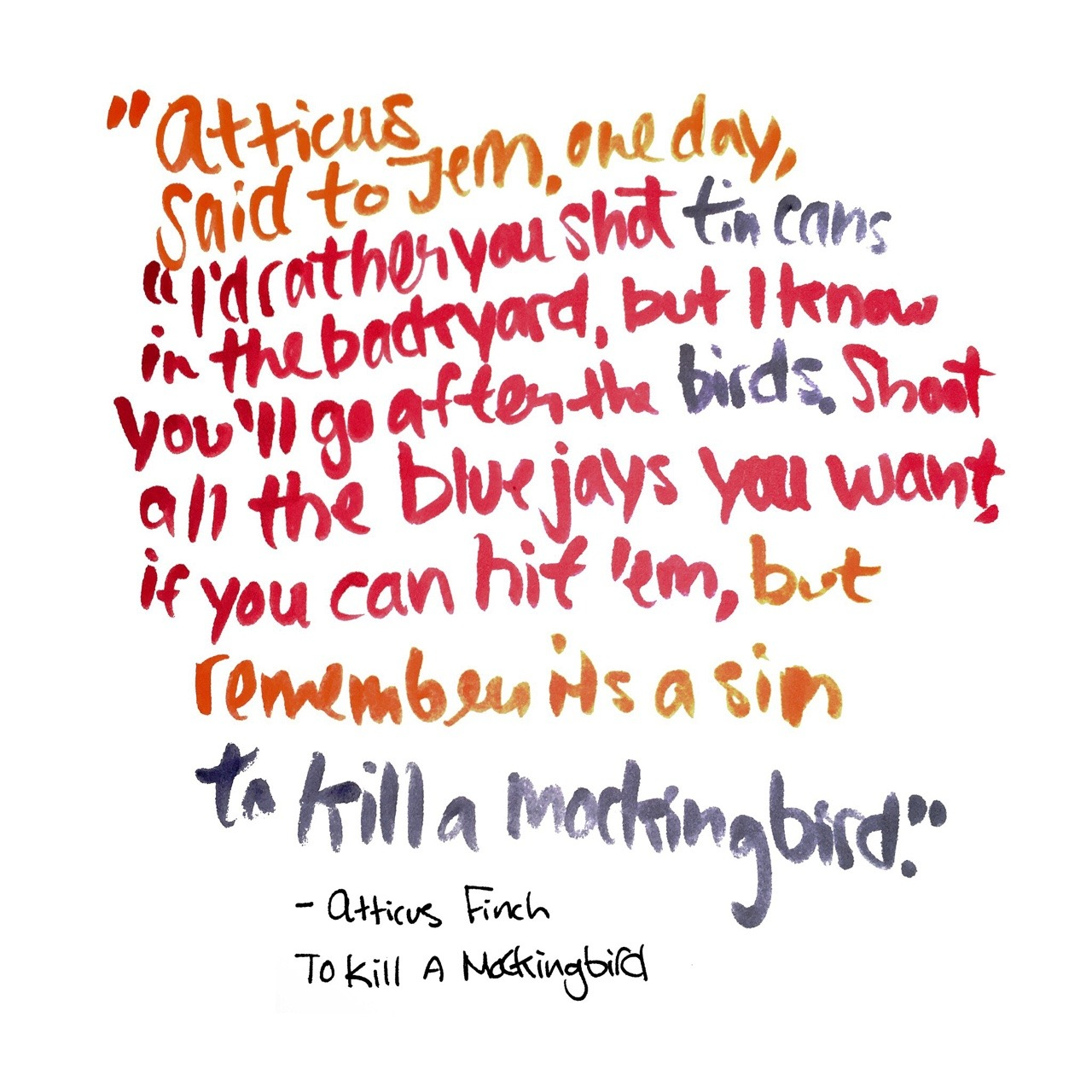 the theme of racial blindness in to kill a mockingbird a novel by harper lee Scout finch the narrator of harper lee's to kill a mockingbird  kill a mockingbird) a novel by nelle harper  racial injustice in the deep south to kill a.