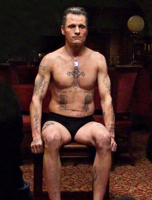 "Viggo Mortensen in ""EASTERN PROMISES"""