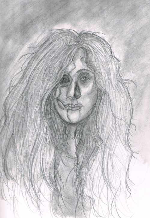 Self-Portrait of the Undead by *Teagan-Aliss I know this has been my avatar for awhile now, but I realized I'd yet to share it. So here you go, Tumblr.
