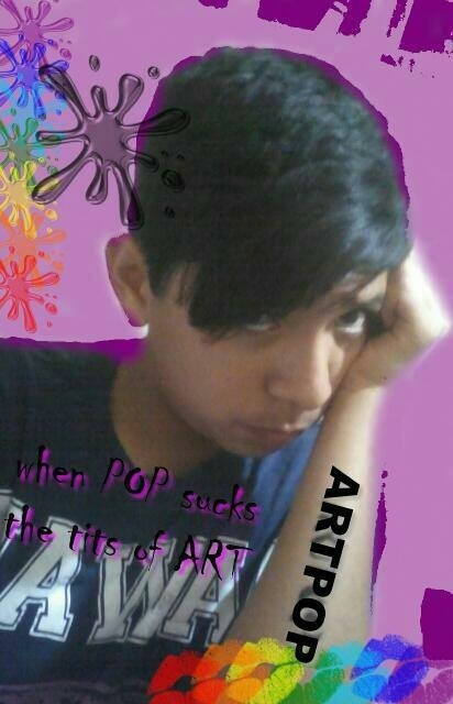 rauld:  Artpop cover finally revealed