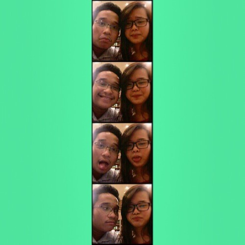 :) #happy @harrrrrrah  (at Resorts World Manila)