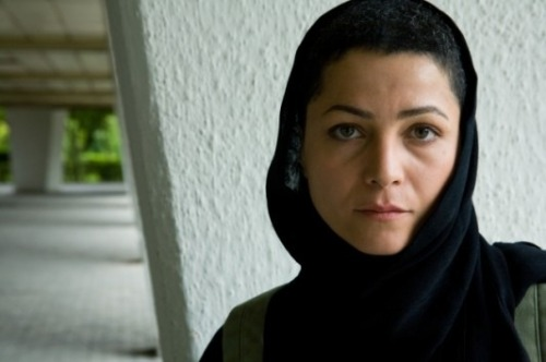 sigil:  Iranian actress Marzieh Vafamehr has been sentenced to 90 lashes for her role in the 2009 Australian film My Tehran for Sale. The actress, who was arrested in July and sentenced by the court this past weekend, appeared in the movie without a headscarf on and a shaved head, and the story involved both drug use and an observation of Iran's oppressive ways.