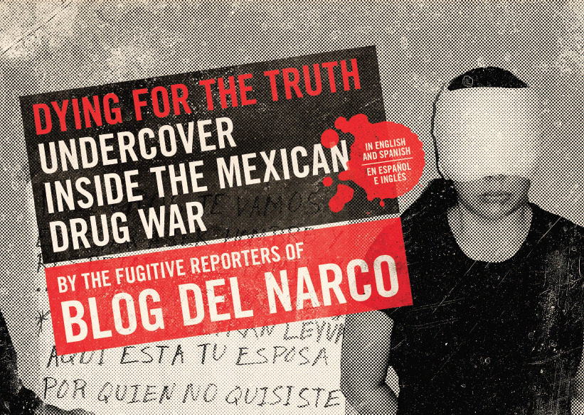 "The Fugitive Reporter Exposing Mexico's Drug Cartels These are the opening paragraphs of Dying for the Truth, a book written about the infamous Blog del Narco, which fills Mexicans in on the (often bloody) activities of the murderous local drug cartels, where the nation's mainstream media has failed: Shortly before we completed this book, two people—a young man and woman who worked with us—were disembowelled and hung off a bridge in Tamaulipas, a state in the north of Mexico. Large handwritten signs, known as narcobanners, next to their bodies mentioned our blog, and stated that this was what happened to internet snitches. The message concluded with a warning that we were next. A few days later, they executed another journalist in Tamaulipas who regularly sent us information. The assassins left keyboards, a mouse, and other computer parts strewn across her body, as well as a sign that mentioned our blog again. However, we refuse to be intimidated. As you can see, the people who keep the blog running risk their lives to do so. The book, which will be published in both English and Spanish by Feral House, will include a selection of the most relevant posts and pictures published between March 2, 2010, when the blog first started, and February 2011. Choosing to remain anonymous for safety reasons, the blog's editor finally agreed to talk about her work, and the threats and trials she and the site's programmer have faced in order to keep this project alive for so long. According to the book, in 2012, their website—whose aim is to collect uncensored articles and images about the Mexican cartel's extreme violence, their activities, and the government's fight against them—registered an average of 25 million visits a month. According to Alexa, it is one of the most visited sites in Mexico. Although criticized by some media outlets for publishing gory images and information that's given to them by cartels (such as executions and video messages aimed at rival organizations), the blog has become an essential source of news for journalists, citizens, and visitors. VICE had the opportunity to speak with Lucy (a pseudonym she has chosen to protect her identity) about her blog, her new book, and what's next for Blog del Narco. VICE: Let's start from the beginning. How did Blog del Narco come about?Lucy: It was a way to show we were angry with the authorities and the media who had forgotten their number one responsibility, which is to keep the public informed. I'm a journalist, and my partner does both social networks and programming—so the idea was born, and on March 2, 2010, we went live with the blog. Was there anything in particular that made you act?Stories from people like, ""I went on vacation to Tamaulipas and they were saying absolutely nothing on the news. I walked into the lion's den and the gangs stole my vehicle, they locked me up for two days""—that kind of situation. People who had nothing to do with this, but ended up being affected due to a lack of information. Why weren't the media reporting what was going on?They had been gagged in two ways: the federal government had told them, ""You won't say anything, there's nothing going on here,"" and on the other hand, there was the pressure from the criminal organizations. Continue"
