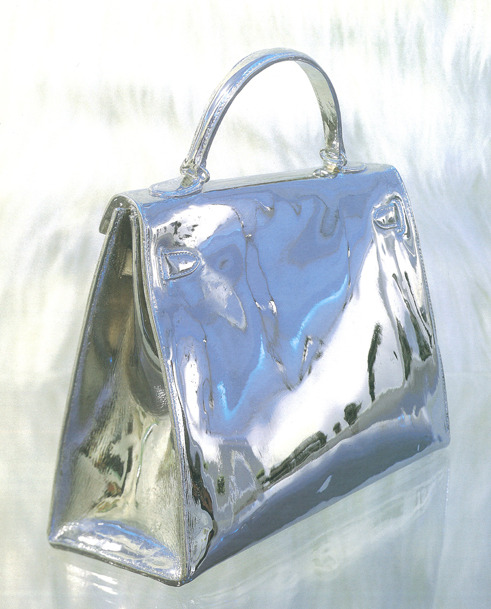 Sylvie Fleury,  Kelly Bag 2, 1998