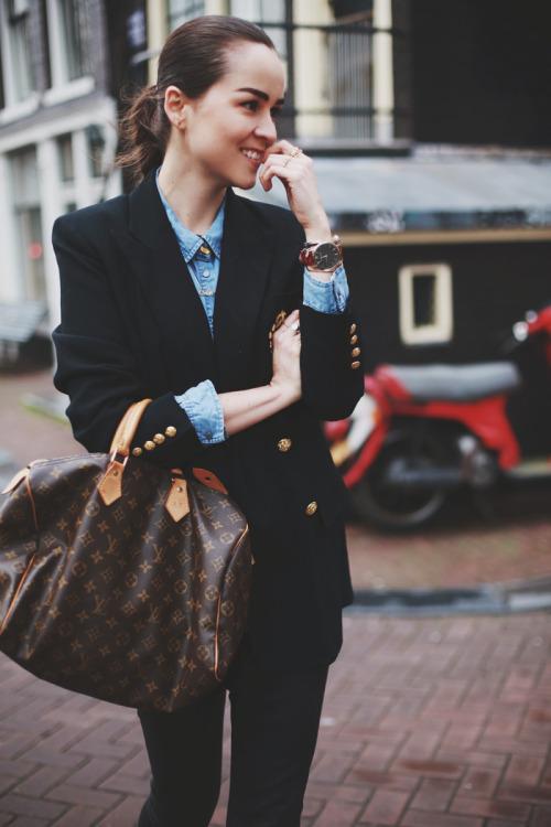 Cara Delevingne menswear menswear inspiration sloane style smoking slippers