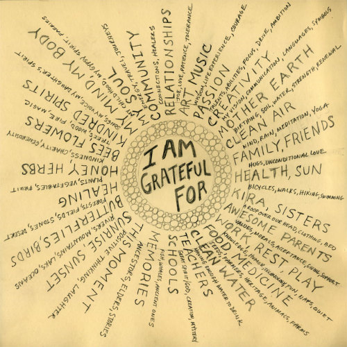 Gratitude is the antidote for every poison