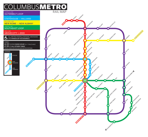Pretty neat. There are even more maps at Columbus transit maps.