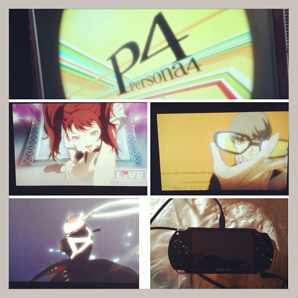 It's finally arrived!!! #p4 #persona #persona4 #ps2 #narukami #atlus #bestrpgofalltime #awesomegamesoundtrack