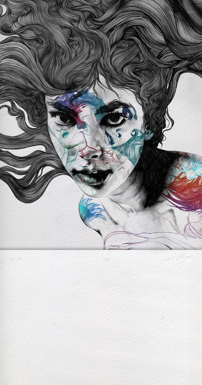 Gabriel Moreno  on tumblr (thanks to sirobtep & artforadults)