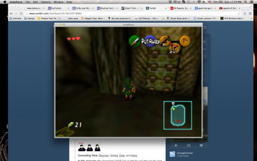 REPLAY ALL THE ZELDA!! STARTING OFF WITH THE OCARINA OF TIME! :D