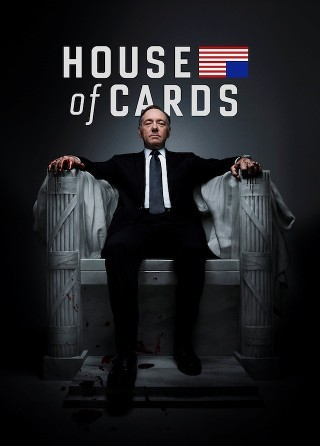 "I'm watching House of Cards    ""It's even better the third time around. I love this series more than sharks love blood.""                      29 others are also watching.               House of Cards on GetGlue.com"
