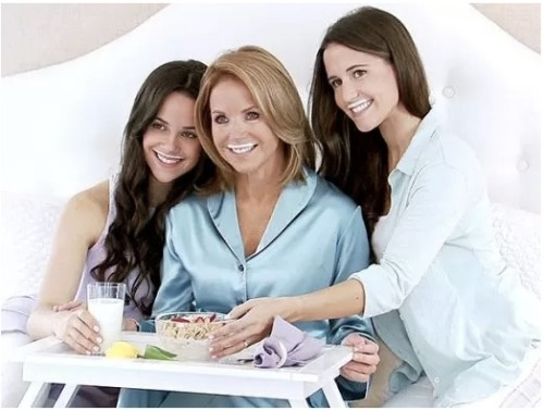 "Katie Couric and her daughters star in the latest ""Got Milk"" ad. Check it out above!!"