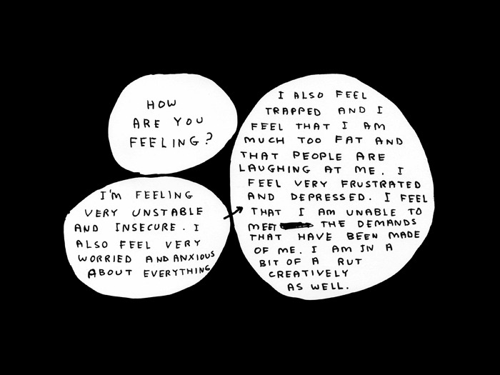 bollykecks:  David Shrigley