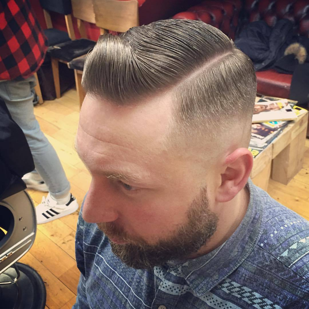 how to do a boys haircut bucks barbers skin fades and parts are still going 5979