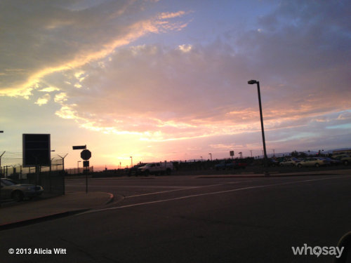 And across from that sky, this oneView more Alicia Witt on WhoSay
