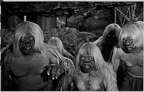 monsterman:     The Time Machine (1960)