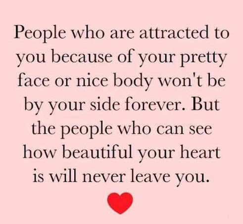 The people who can see how beautiful your heart is will never leave you  Follow best love quotes for more great quotes!