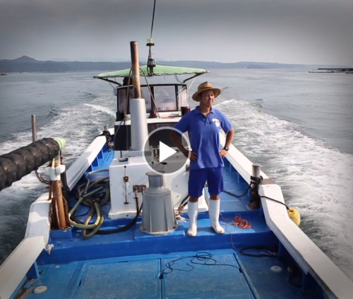 Viewfinder: The Farmer and The Bluefin. Take a look at what's behind a delicious tuna roll.