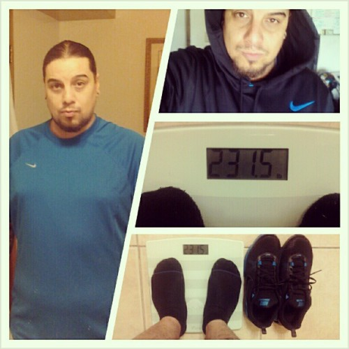 #MovieRole preperation #Day1 231.5 pounds.. Goal weight of 190 #LetsGo #Motivated #MovieMoney #MovieMoney #LoveLife #CantStopMe #GetSome #Fitness #InstaGham #LITM #LegendInTheMaking #LegendsNeverDie #Paradise #WorkOut #Healthy #2013