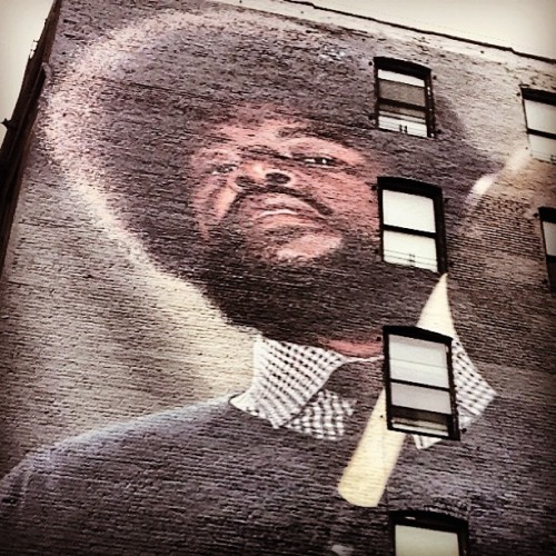 Huge @questlove on Lafyette