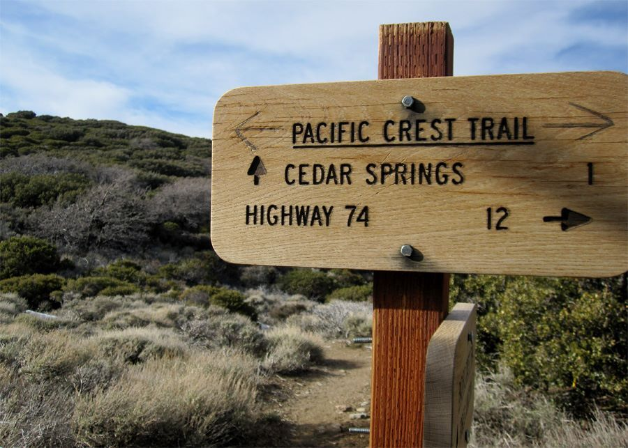 trailhikers:  Pacific Crest Trail