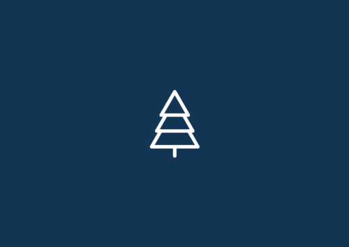 #305 A — Christmas letter icons (get ready for 25 more of these)