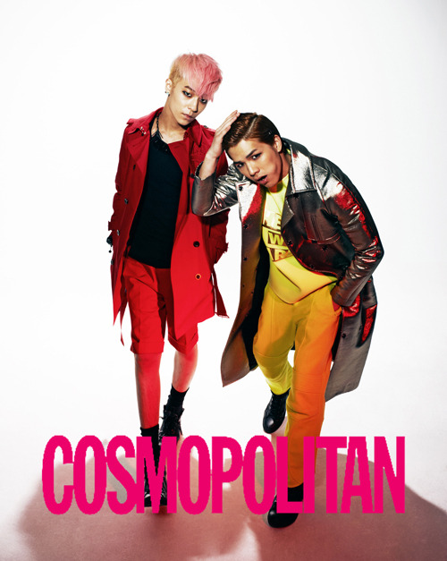 Teen Top - Cosmopolitan Magazine  (3)